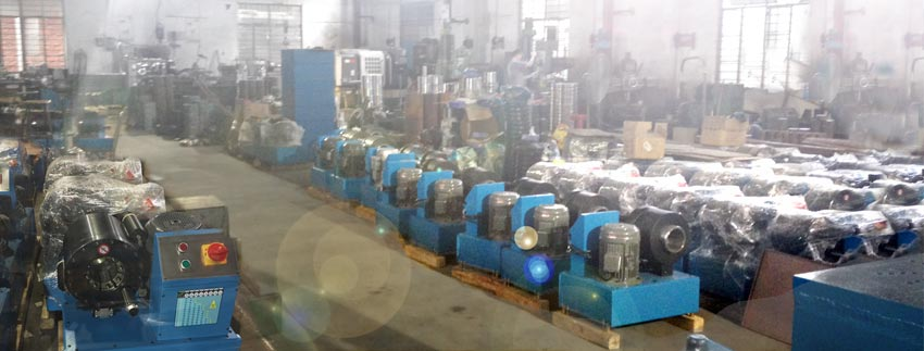 hose crimping machine manufacturer