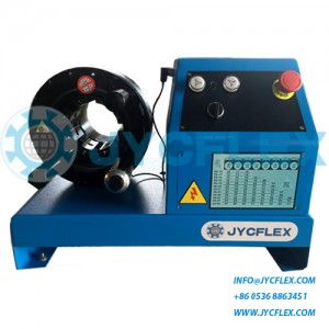 hose crimping machine price list